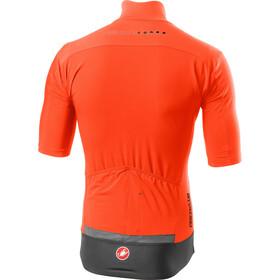 Castelli Perfetto RoS Maillot léger à manches courtes Homme, orange